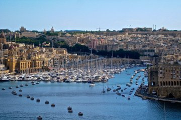 Malta Long Weekend Hotel  4* (4 Nights) for 22 Euros p/p