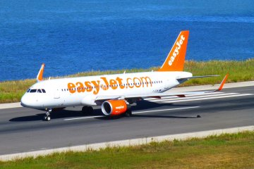 Easy Jet Promo: flights tickets from 7.99 Euros