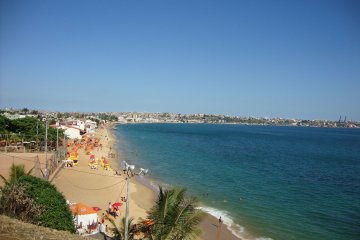 Salvador (Brazil): Roundtrip flight ticket from Portugal from 243 Euros
