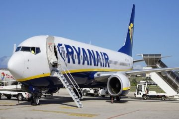 Promo Ryanair: one-way tickets from 5 Euros