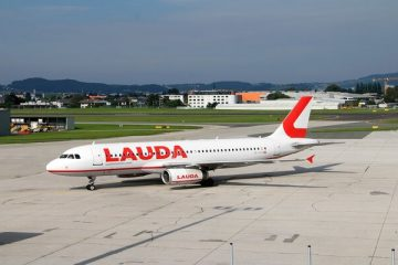 LAUDAMOTION: ONE WAY TICKET FLIGHTS FROM 1 EUROS