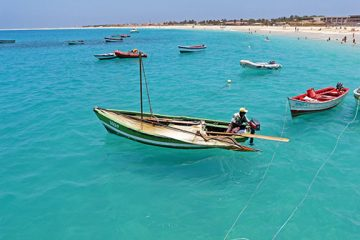 CAPE VERDE:  ROUNDTRIP FROM SWEDEN FOR 76 EUROS