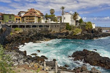 Know better the island of Tenerife (Spain) by Virtual tour