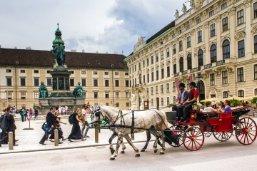 Vienna : Non-stop round-trip flight from Cyprus for 20 Euros