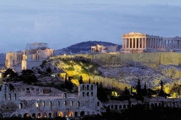 Athens long weekend: Non-stop roundtrip flight + Hotel 4* (3 nights) from Jordan and  Austria from 75 Euros p/p