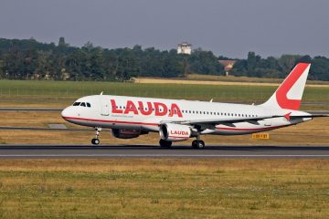 LAUDAMOTION: ONE WAY TICKET FLIGHTS FOR 1 EURO