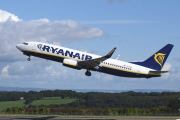 Ryanair one-way flight tickets across Europe from lees than 1 Euro