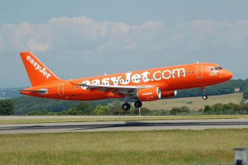EASY JET SALE: TICKETS FROM 7 EUROS EACH WAY