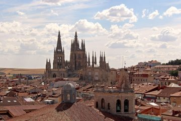 Burgos (Spain): Hotel 4* (1 night) for 3 Euros p/p