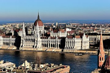Budapest: Non-stop round-trip flight from Greece for 20 Euros