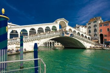 Venice Long weekend: Non-stop roundtrip flight + Hotel 3* (3 nights) from Germany and Uk from 65 Euros p/p