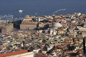 Naples (Outskirts):  Hotel 4* (1 night) + breakfast for 4 Euros p/p