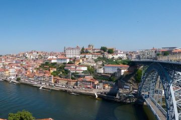 Know better the city of Porto (Portugal) by Virtual tour