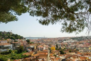 Lisbon Long weekend: Non-stop roundtrip flight + Hotel 4* (3 nights) from France and Spain from 97 Euros p/p