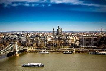 Budapest: Non-stop round-trip flight from Malta for 20 Euros