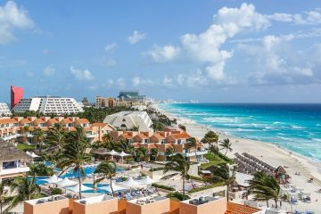 CANCUN:  NON-STOP ROUNDTRIP FROM SWEDEN FOR 269 EUROS