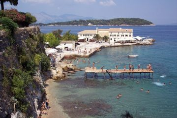 CORFU (GREECE): NON-STOP ROUNDTRIP FROM GERMANY AND ITALY  FROM 26 EUROS