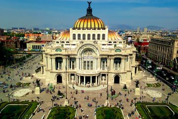 Mexico: Non-stop roundtrip flight from Spain for 285 Euros