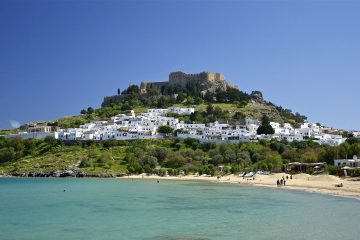 RHODES (GREECE) HOTEL 4* (7 NIGHTS) FOR 77 EUROS P/P OR (5 NIGHTS) FOR 55 EUROS P/P OR (3 NIGHTS) FOR 33 EUROS P/P