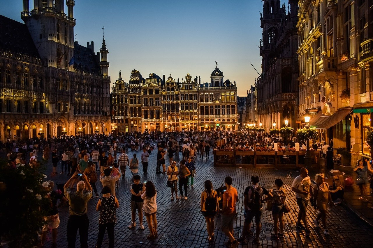 Brussels: Non-stop round-trip flight from Romania for 20 Euros