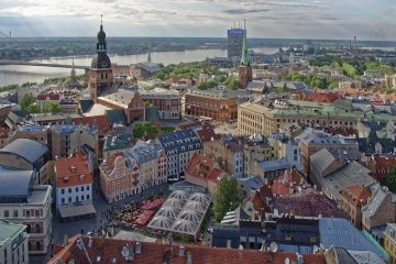 RIGA: LONG WEEKEND: NON STOP ROUND TRIP FLIGHT + HOTEL 4 * (3 NIGHTS) FROM GERMANY FOR 70 EUROS P/P
