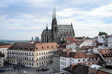 Brno (Czech Republik):  Hotel  4* (1 Night) with breakfast included for 10 Euros p/p or two nights for 20 Euros