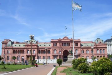 Know better the city of Buenos Aires (Argentina) by Virtual tour