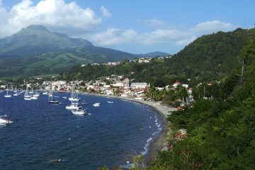 Know better the Caribbean country of Martinique by Virtual tour