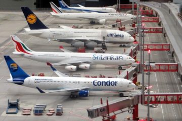 LIst of European Airlines that temporarily cease their operations