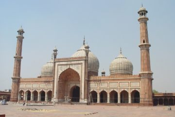 Know better the city of New Delhi (India) by Virtual tour