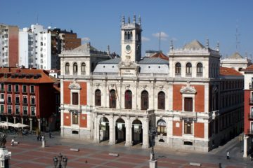 Valladolid (Spain):  Hotel  4*  (1 Night) for 5 Euros p/p