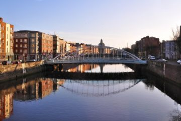 Dublin: Non-stop round-trip flight from Germany  for 16 Euros