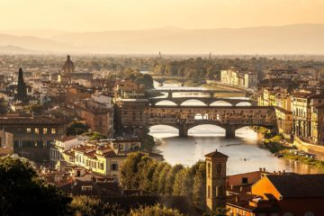 Know better the city of Florence (Italy) by Virtual tour