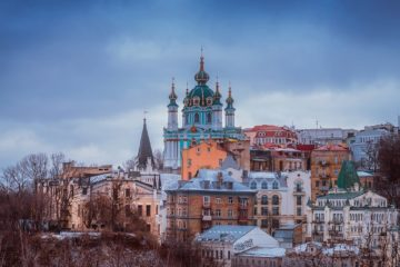 Kiev: Non-stop round-trip flight from Cyprus for 20 Euros