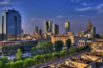 Warsaw: Hotel  5* (3 Nights) for 69 Euros p/p
