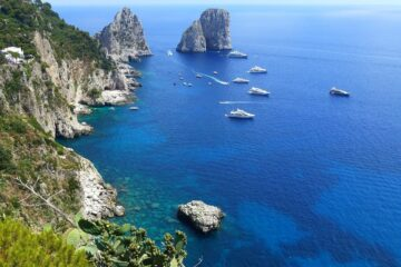 Capri Island (Italy): Hotel  4* (1 Night) with breakfast included  for 14 Euros p/p
