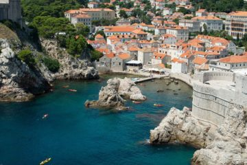 Know better the icity of Dubrovnik (Croatia) by Virtual tour