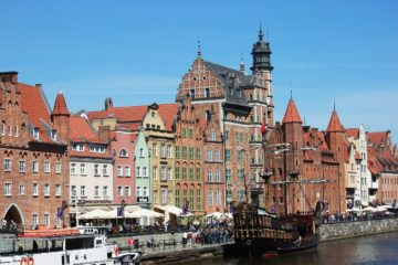 Gdansk (Poland)  Non-stop round-trip flight from Germany for 20 Euros