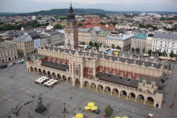 Krakow: Non-stop round-trip flight from Iceland for 35 Euros