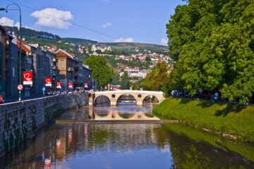 Bosnia and Herzegovina: Non-stop round-trip flight from Denmark for 18 Euros