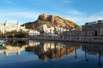Know better the city of Alicante (Spain) by Virtual tour
