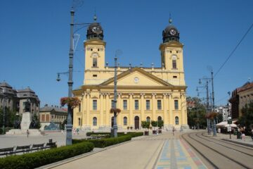 Know better the city of Debrecen (Hungary) by Virtual Tour