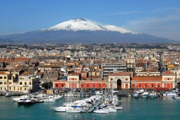 Know better the city of Catania (Italy) by Virtual tour