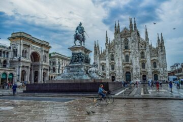 Know better the city of Milan (Italy) by Virtual tour