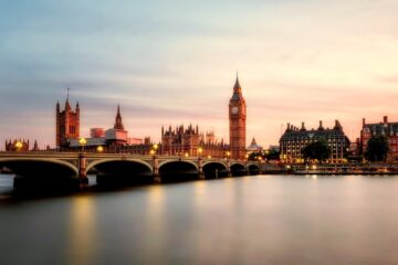 London: Non-stop round-trip flight from Iceland for 40 Euros