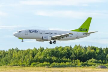 Air Baltic Promo Green Sale : one-way flight tickets from 15 Euros