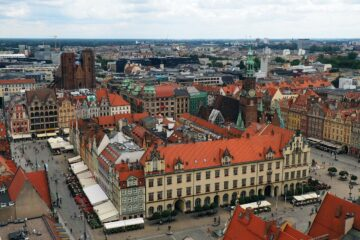 Wroclaw: Non-stop round-trip flight from Sweden for 21 Euros