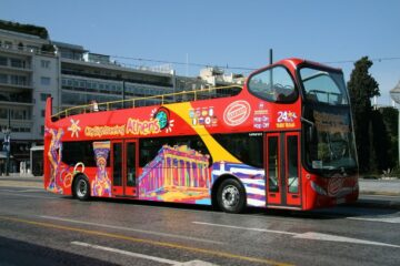 City Sightseeing Hop-on Hop-off: 20 % off on bus tickets tours