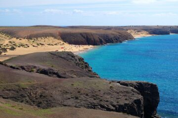 Know better the island of Lanzarote (Spain) by Virtual tour