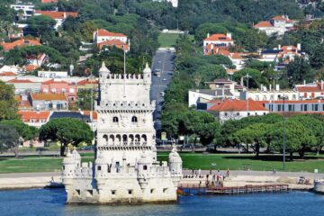 Lisbon:  Non-stop round-trip flight from France for 20 Euros